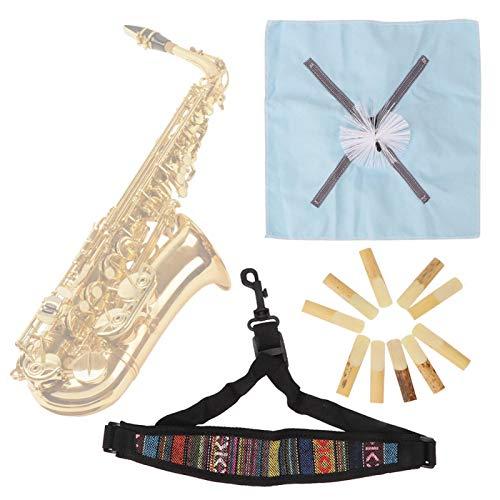 Reinigungstuch mit Bürste Professional Praktisch für Saxophonisten für Saxophon