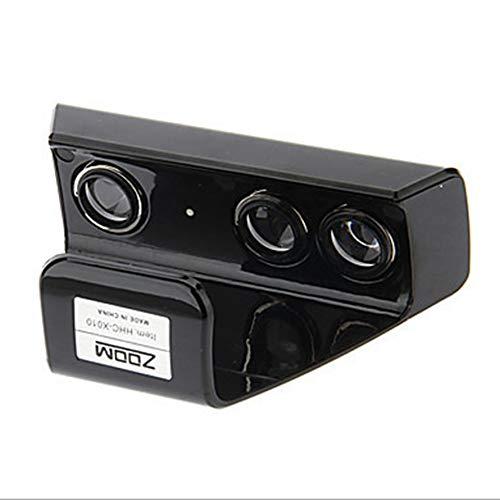 Huihuiya Zoom para Xbox 360 Lupa con Sensor Kinect para Habitaciones pequeñas, Espacios confinados, Negro: Amazon.es: Hogar