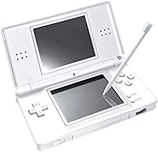 Nintendo DS Lite Console with Top Spin 2 Bundle - Polar White (Renewed)