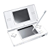 Nintendo DS Lite Polar White (Renewed)