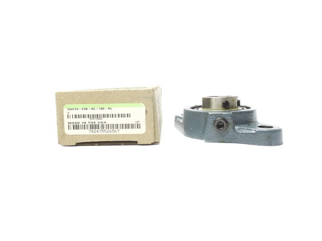 Regular dealer INDUSTRIAL MRO NSMP-OEM Shipping included 124174-F2B-SC-100-NL