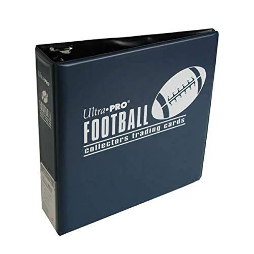 Ultra Pro Fußballalbum, 7,6 cm, Blau