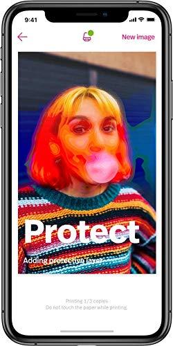 Polaroid Hi-Print - Bluetooth Connected 2x3 Pocket Photo Printer - Dye-Sub Printer (Not ZINK compatible)