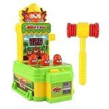 OonlyoO Whack a Mole Game juguete interactivo con luces sonoras para niños regalo