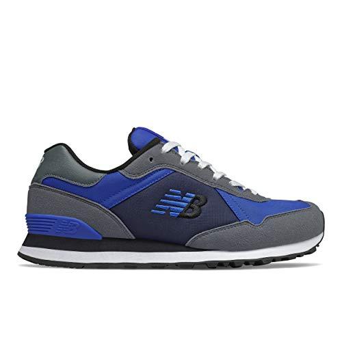 New Balance Men's 515 V1 Classic Sneaker, Cobalt/Tidepool, 17 X-Wide