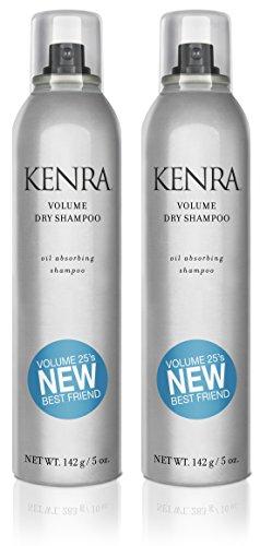 Kenra Professional Volume Dry Shampoo, 5 oz, 2 Count