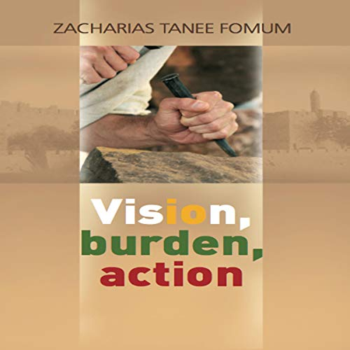 Couverture de Vision, Burden, Action