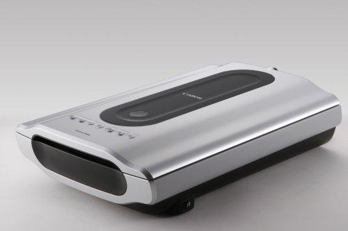New CanoScan 8600F