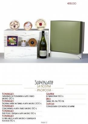 Cesto Regalo 'Superlatif' (in elegante scatola) di qualità