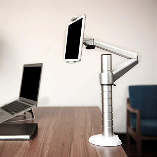 WXX OA-1S Doble Uso del Ordenador portátil/Tablet Soporte Ajustable en Altura Soporte Giratorio