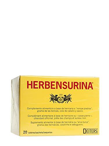 DEITERS - HERBENSURINA CA 20 SOBR