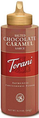 Torani Puremade Salted Chocolate Caramel...