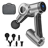 Massage Gun Father's Day Gifts Deep Tissue Muscle Titan Massager Gun Percussion Massager Deep Tissue Massager 2021 New Version Christmas Gifts for her / him / Mother / Father