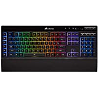 Corsair Gaming K57 RGB Bluetooth Keyboard With Back Lighting