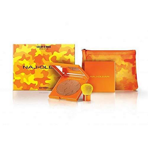 Naj Oleari kleur is terug speciale editie zon poeder - kaneel