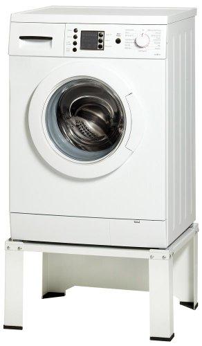 Sehr Stabiles Waschmaschinenuntergestell/Trockner Sockel Podest Untergestell Unterbau Unterschrank...