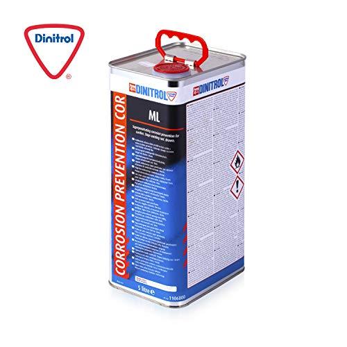 Dinitrol® ML Hochdurchdringendes Fahrzeug-Hohlraumwachs – 5 Liter Behälter