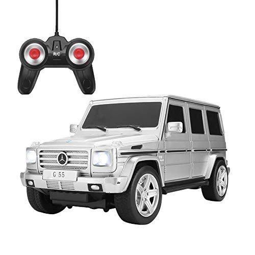 OUUED Remote Control Truck Off Road RC Car 2.4Ghz Radio op afstand bestuurbare auto 1:18 model 4X4 off-road het licht model kinderen elektrisch speelgoed auto speelgoed for kinderen for jongens meisje