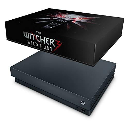 Capa Anti Poeira para Xbox One X - The Witcher 3#A