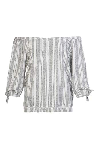 Protest Rounds Damen Bluse Rounds Seashell L/40