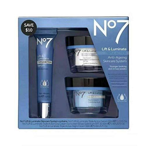 No 7 Lift and Luminate Serum