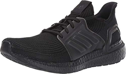 adidas Men's Ultraboost 19 Running Shoe, Black/Black/Black, 7 UK