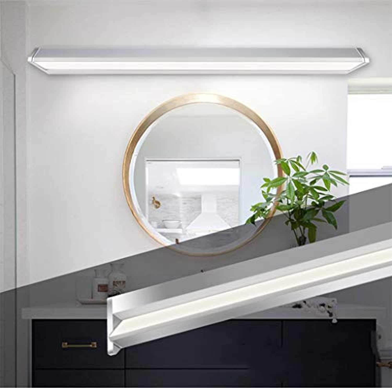 Badewanne Spiegelleuchten Spiegel Licht, LED-Spiegel Scheinwerfer Badezimmer Einfache, moderne Badezimmer Wand Lampe (Farbe  warmes Licht-5W 35,1 cm)