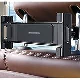 Staffa per auto Holder 360 ° di rotazione auto poggiatesta regolabile Mount Holder Tablet sedile posteriore dell'automobile della sede di montaggio for 4,7-12,9 pollici Compresse & Smartphone Porta te