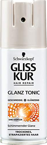 Schwarzkopf Gliss Kur, Glanz Tonic Total Repair, 1er Pack (1 x 100 ml)
