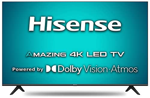 Hisense 126 cm (50 inches) 4K Ultra HD Smart Certified...