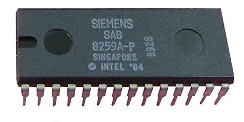 6 Stück SAB8259A-P PROGRAMMABLE INTERRUPT CONTROLLER in DIP28