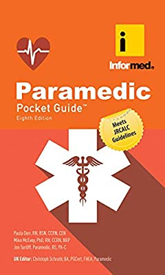 Paramedic Pocket Guide (United Kingdom Edition) from Jones and Bartlett Publishers, Inc