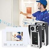 Videoportero, Videoportero, Cámaras duales para Residencial para Negocios para Apartamento para Villa