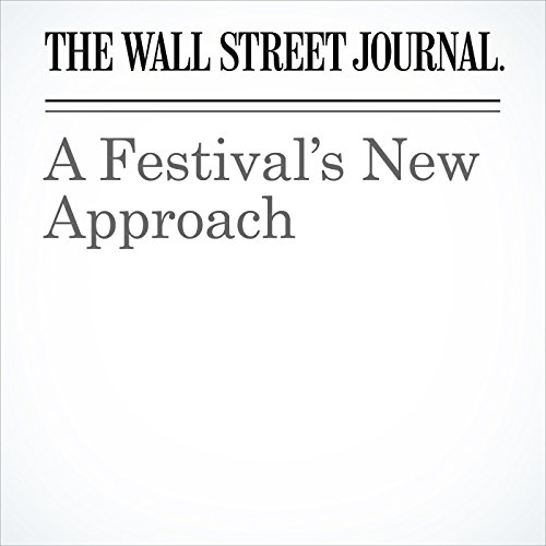 A Festival's New Approach cover art