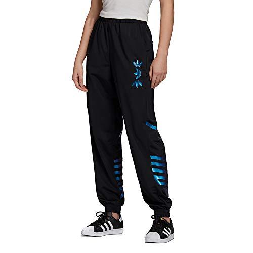 adidas Originals Pantalones de chándal con logotipo grande para mujer - - XXS
