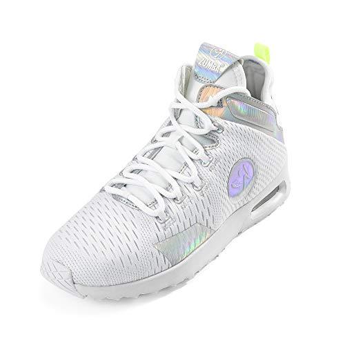Zumba Air Classic Remix Zapatillas Altas de Mujer Dance Fitness Entrenamiento Sneakers de Moda, Sneaker, Funky White, 35.5 EU