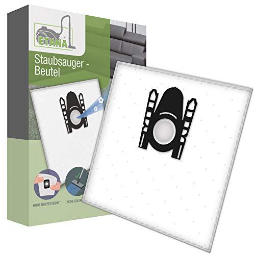Etana Staubsauger-Beutel kompatibel mit Privileg Quelle VS06PR32 I 02 COMPACT CLEAN 3 1800 W - 10 Stück Staubbeutel