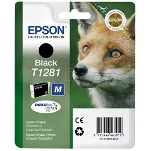 C13T12814022 Epson Stylus S22 Tinta negro