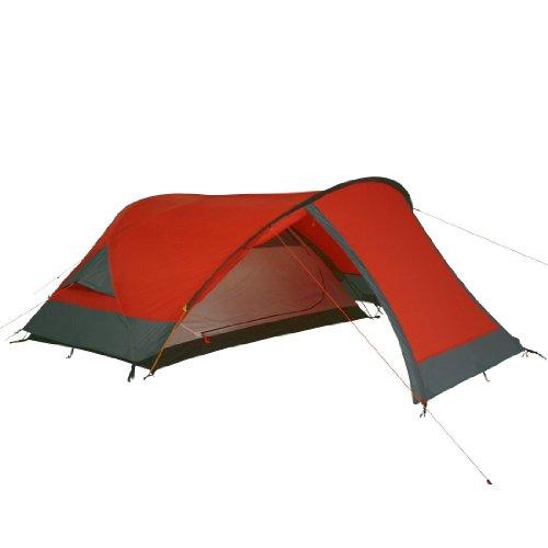 10T Tent Silicone Biker 2-man trekkingtent waterdichte campingtent 5000 mm koepeltent met voortent.