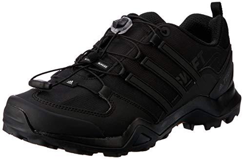 Adidas Terrex Swift R2, Zapatos de Low Rise Senderismo Hombre, Negro (Negbas 000), 43 1/3 EU