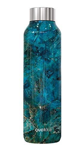 Quokka Solid - Blue Rock 630 ML | Botellas De Agua Acero...