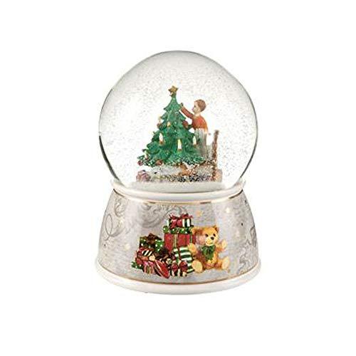 Goebel Schön el Árbol de Navidad Bola de Nieve, Porcelana
