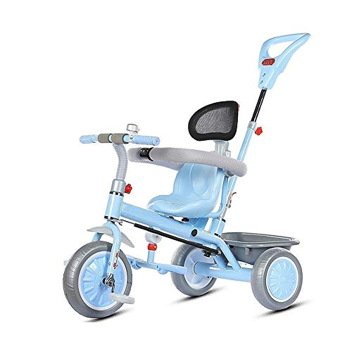 Learn More About XIAOYANG Radio Flyer Tricycle Baby Stroller Children's Tricycle 1-3-6 Years Old Bic...