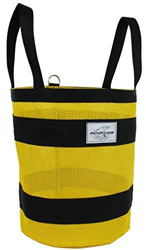 Drift Boat Anchor Rope Bag (Yellow)