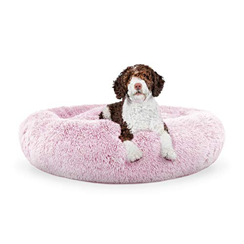 Cama Para Perro Grande Rosa marca The Dog's Balls