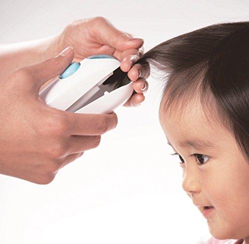パナソニック赤ちゃん用ヘアーカッターパックンカット白ER3300P-W