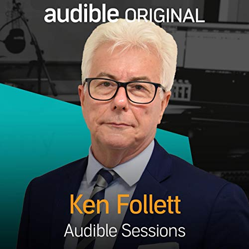 Ken Follett - August 2017 audiobook cover art