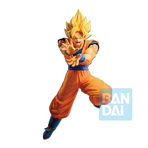 Ban presto-82733 Dragon Ball Son Goku Figura de Acción, Multicolor (608597i)