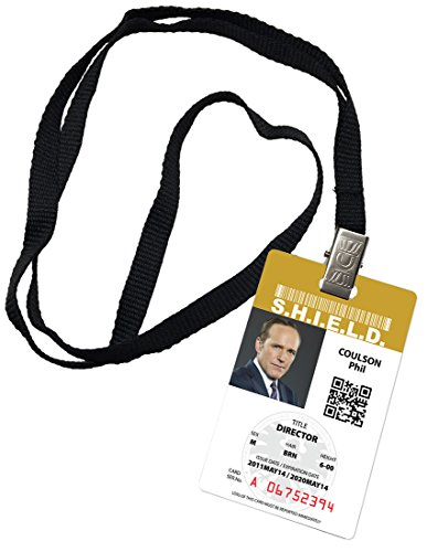 Phil Coulson Agents of Shield Director Novelty ID Prop Costume