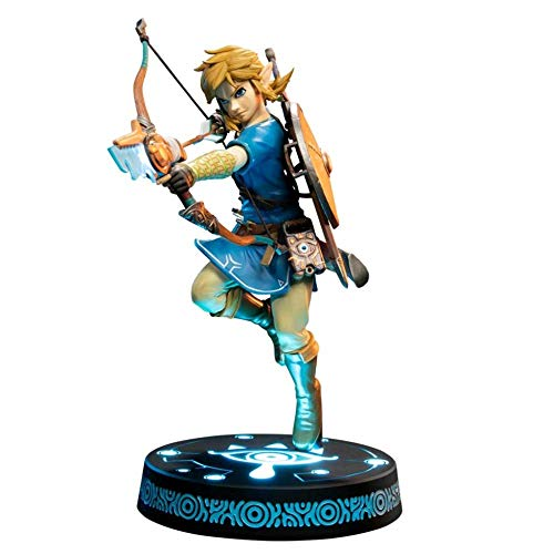 First4Figures - Link (The Legend of Zelda: Breath of The Wild)(Sammler) PVC/Figuren